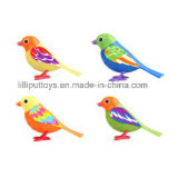 2014 Popular Digit Bird Sound Control Singing Toy iPhone System Play with Whistle