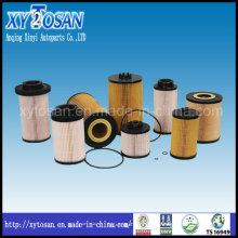 Auto filtro de óleo do motor (OEM 04152-YZZA5) para Toyota Lexus