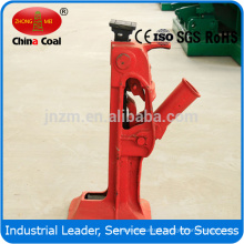 5T/10T/15T/20T mechanical screw track jack