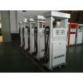 Zcheng White Colour Gasolina Estação Double Pump Fuel Dispenser