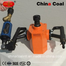 Zqs-35/1.6s Hand Held Pneumatic Jumbolter Drill Rig for Rock Bolting