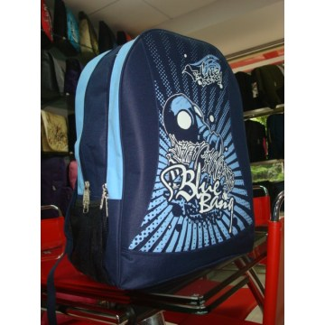 Bluebang school backpack in 600D polyester