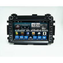 Четырехъядерный процессор DVD-плеер автомобиля для Honda модель vezel /ч-В с GPS/Bluetooth/ТВ/3Г