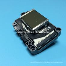 Nouvelle tête d'impression originale F189010 dx7 nouvelle tête d'impression pour les imprimantes Epson 3880 3850 3890