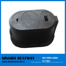 Caja de medidor de agua de plástico Nilo de Ningbo Bestway L315 (BW-L315)
