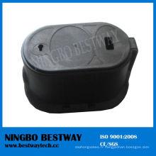 Boîtier de compteur d'eau en plastique Ningbo Bestway L315 en nylon (BW-L315)