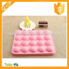 Food grade high quality shelves for cakes lollipop mold