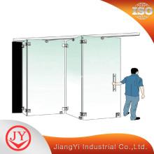 Quincaillerie de porte pliante en verre extérieur