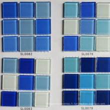 Crystal Glass Factory Swimming Pool Tile
