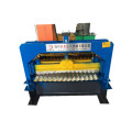 DIXIN+Corrugated+roofing+roll+forming+machine