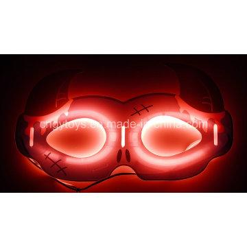 Máscara de chifre de dia das bruxas NJD5155