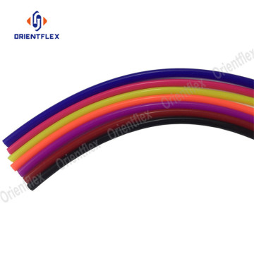 Flexible FDA Transparent 3mm Silicone Vacuum Hose