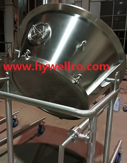 Wet Powder Drying Machine