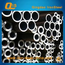 Tubo de acero de aleación sin costura ASME SA210 para la industria de calderas