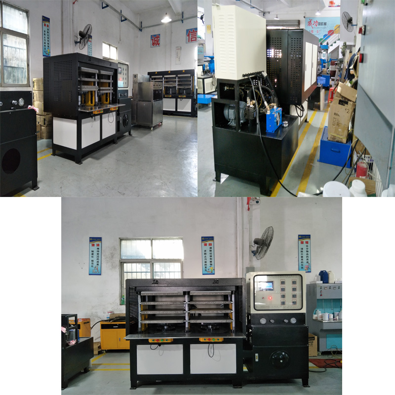 KPU bag cover/upper making molding hydraulic machine