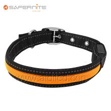 Premium Adjustable Flashing Lighted Led Dog Collar