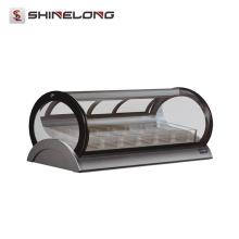 Kommerzielle Supermarkt Schaufenster Ausrüstung R404 Portable Eiscreme Gefrierschrank