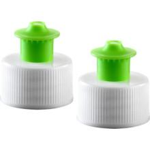 Pull-Push plastique cache bouteille d'animal familier