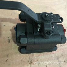 800lb 1500lb 2500lb Forged Steel A105 rosca NPT válvula de bola