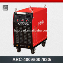 Gouging Industrial Arc 500A Welding Machine