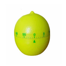 Promotion Plastic Lemon Shape Fruit Kitchen Timer Cooking Timer