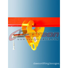 Ys Beam Lifting Clamp with Shackle (Wll1t-10t)