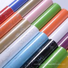Schubladenabdeckung selbstklebende Glitter Vinylfolie
