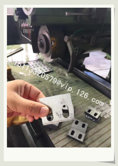 Plastic Crusher Cutter knife