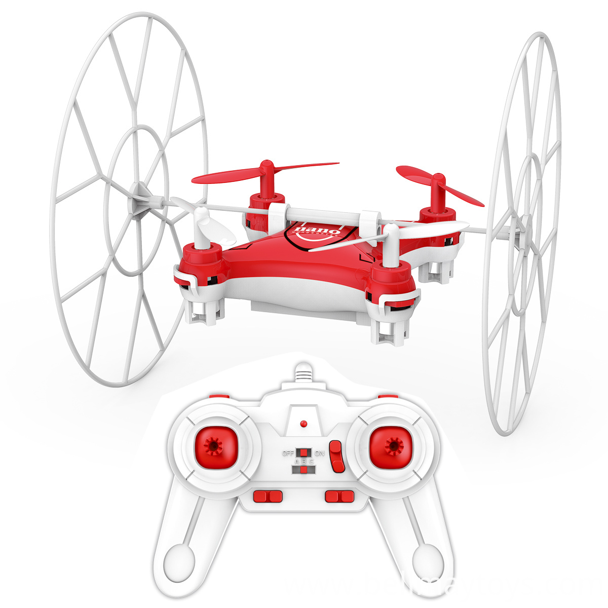 6 Axis Drone