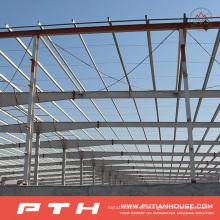 Einfache Installation vorfabriziertes ökonomisches kundengebundenes Stahlstruktur-Lager