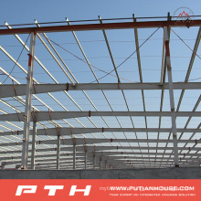 Easy Installation Prefabricated Economic Customized Steel Structure Warehouse