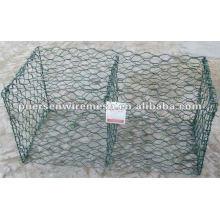 PVC beschichtete Gabion Box
