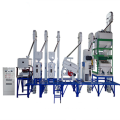 20-30 integrated ricemill rice machine line unit