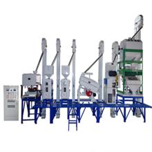 20-30 unidade de linha de máquina de arroz ricemill integrada