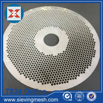 Perforated Steel Disc 1 laag