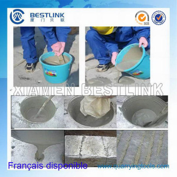 Non Explosive and Soundless Splitting Agent