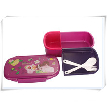 Caja de almuerzo para niños de alta Quanlity