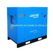 Compresseur de biogaz à double vis à eau refroidie