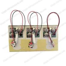 LED berkelip modul, modul lampu LED untuk Kad, terang LED modul