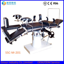 Compre Sinsur Brand Manual Radiolucent Surgical Orthopaedic Operating Table