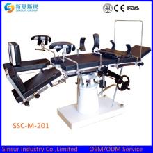Buy Sinsur Brand Manual Радиопрозрачный хирургический ортопедический операционный стол
