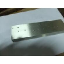 Stanz-Metallteil mit Schleifen und guter Oberflächenbehandlung