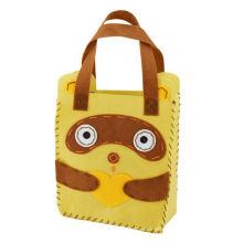 fieltro de tela regalo y artesanía educativos para niños suaves, bolso de bricolaje