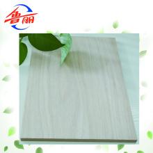 Fancy plywood in natural veneer