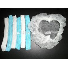 non-tissé tissu stérile jetable bouchon prévention chute de cheveux tissu non-tissé fournisseurs