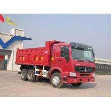 SINOTRUK Howo 7.5 tonne tipper lorry for sale