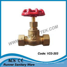 Brass Compression Stop Valve (V23-203)