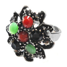 Zinc alloy Ring Fashion resin Rings Women&Men Gift vintage high quality Finger Rings