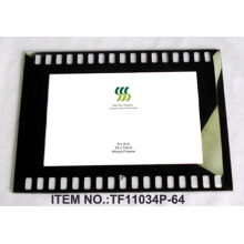 Simple Curved Glass Picture Frame