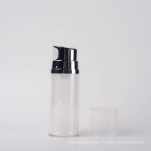 80ml Double Wall Plastic Airless Bottle